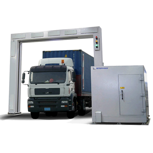 massive truck based x ray system - 600×600
